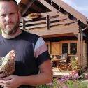 Customer Story: Dirk and His Cosy Natural Living Oasis in Göttingen (Germany)