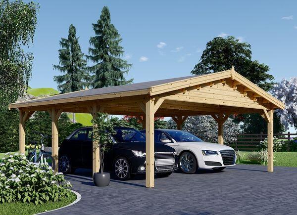 Wooden Carports Timber Carport Kits For Sale Uk