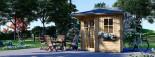 Summer House AIDA 3m x 3m (10x10 ft) 28 mm visualization 2