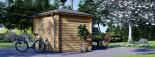 Summer House AIDA 3m x 3m (10x10 ft) 28 mm visualization 5