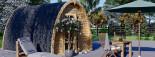 Camping Pod BRETA 3m x 4m (10x13 ft) 28 mm visualization 7