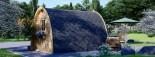Camping Pod BRETA 3m x 4m (10x13 ft) 28 mm visualization 4