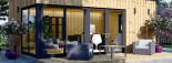 SIPS Garden Room PREMIUM 6m x 4m (20x13 ft) visualization 8