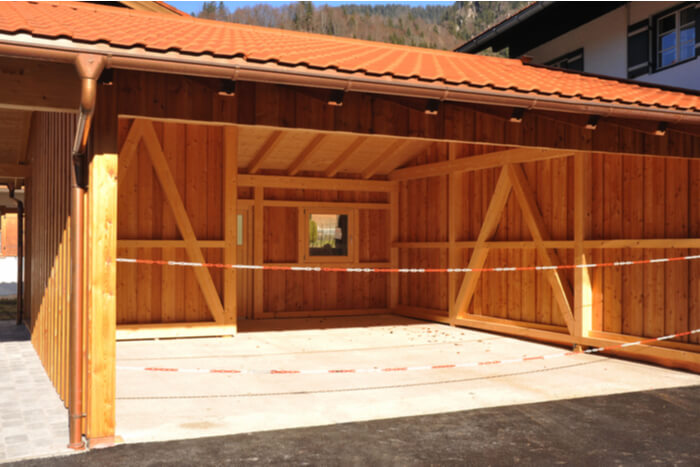 Building A Wooden Carport Can Be Easier Using These Tips Quick Garden Co Uk