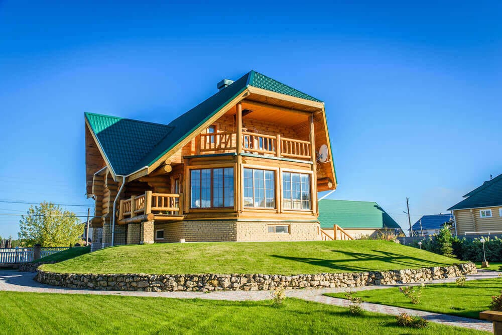 Choosing-the-best-residential-log-cabin-windows1701091