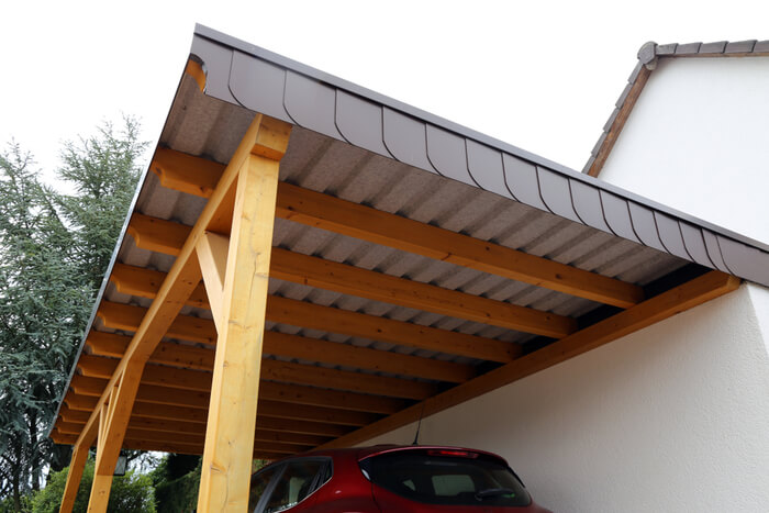 Helpful Tips On How To Build Your Own Wooden Carport Quick Garden Co Uk