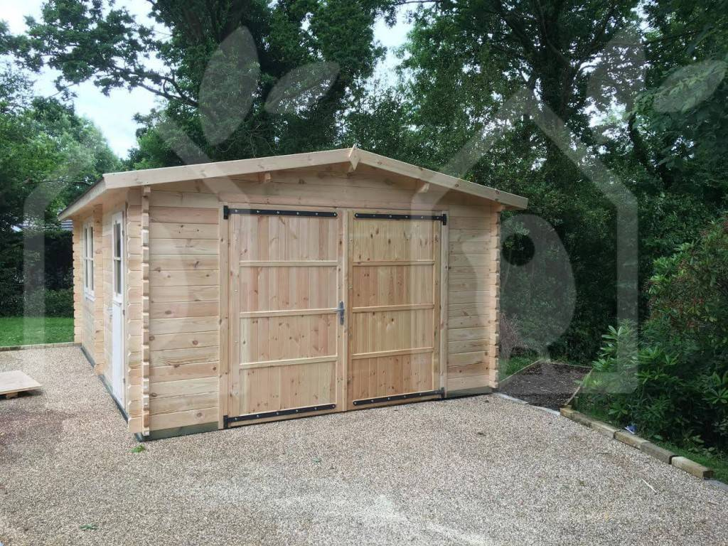 Log Garages: The Main Tips for their Maintenance
