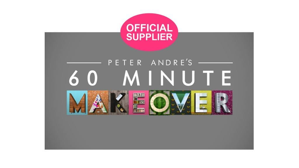 Quick Garden featured on ITV's Peter Andre's 60 Minute Makeover!